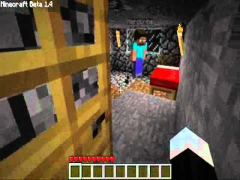 Minecraft Herobrine Hotel Service Awesome Video El Tablero De Mis - Minecraft herobrine spiele