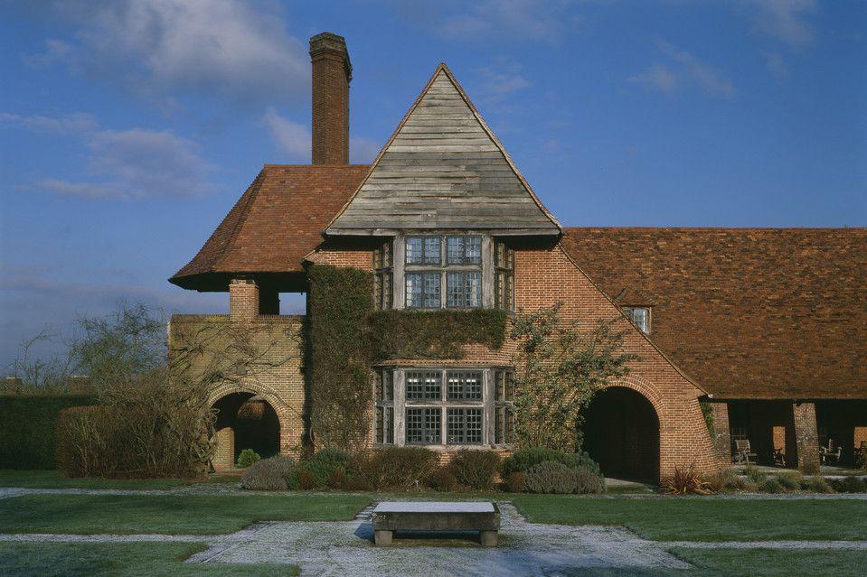 Photo of The Enduring English Style of Architect Edwin Lutyens