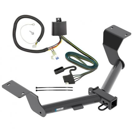 Reese Trailer Tow Hitch For 17 20 Honda Cr V W Wiring Harness Kit Honda Cr Tow Hitch Towing