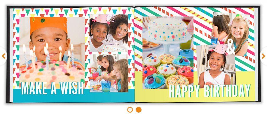 Walgreens Christmas Card.Create Custom Photo Books For Birthdays Walgreens Photo