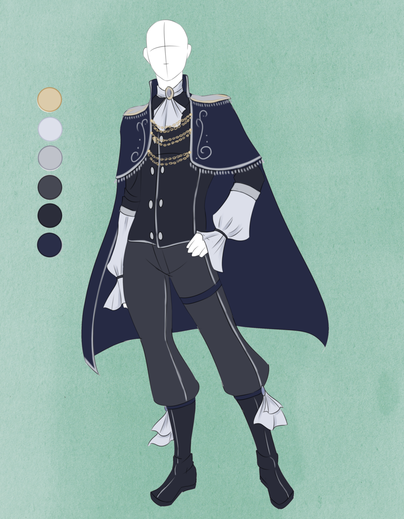 Commission Outfit July 08  by VioletKy | Light Style Men | Pinterest | deviantART ...