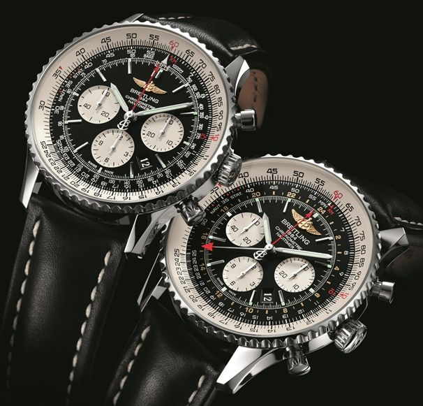 a54fb9fe01a Breitling Navitimer GMT and Navitimer 01 (46mm)