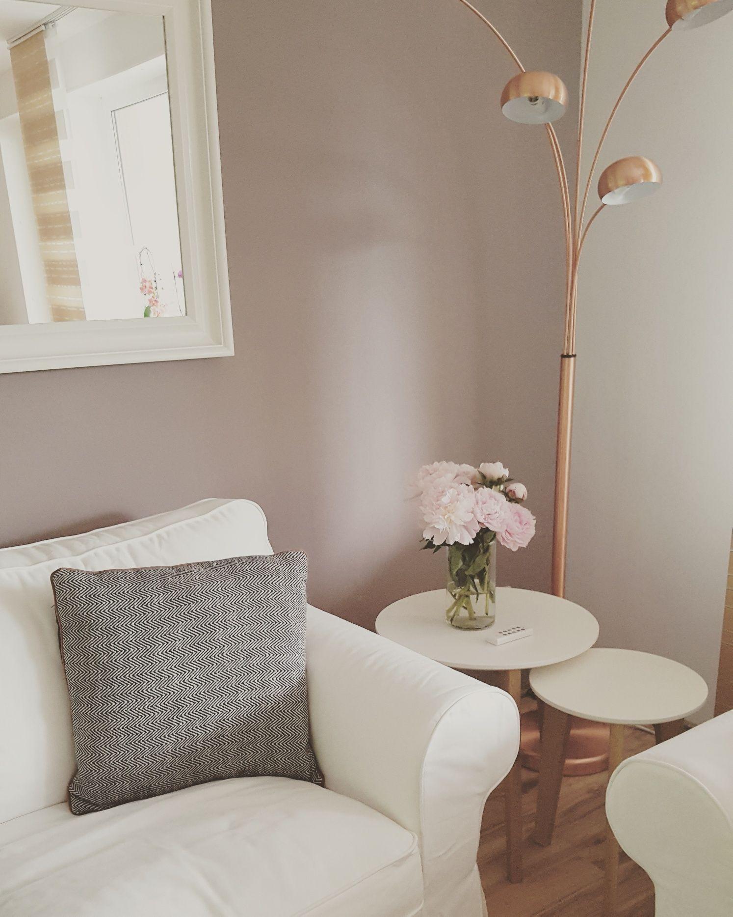 Mein Wohnzimmer Ikea Ektorp Kupfer Taupe