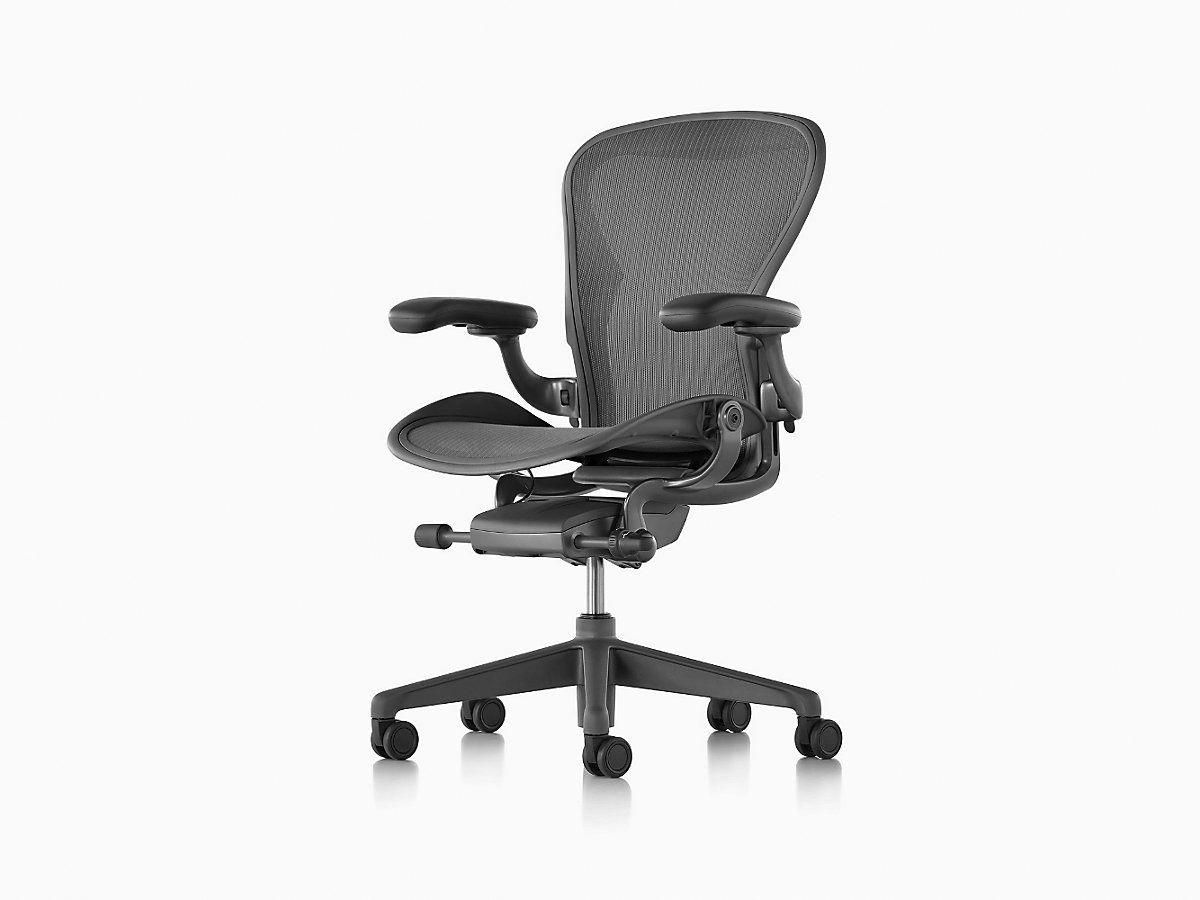 Herman Miller Used Office Chairs High Back Oak Dining Aeron Chair Hermanmillerchairs