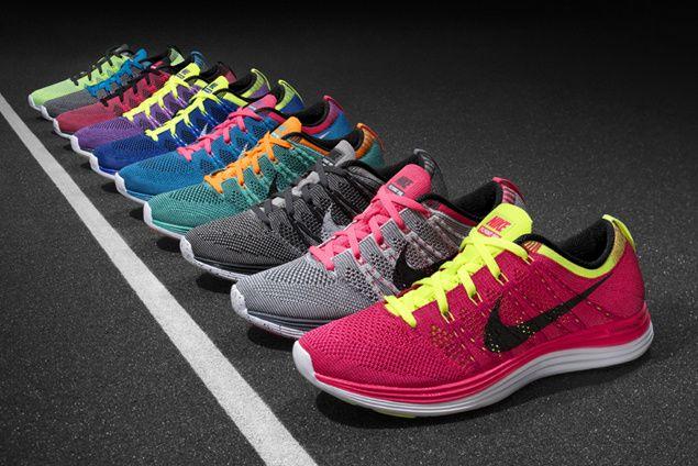 Nike invente la basket qui va nous faire courir ! | Nike ...