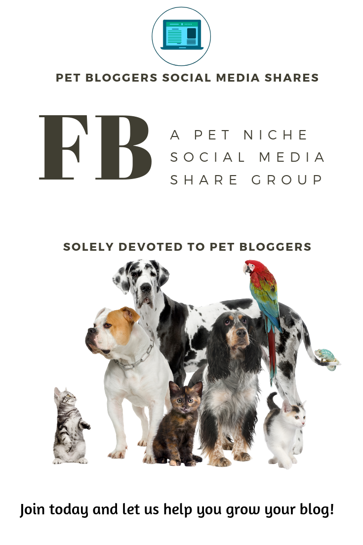 Are You A Pet Blogger Join The Pet Blogger Social Media Shares Group On Facebook And Get A Lot Of Exposure Re Animals And Pets Phaedra Friends Happy