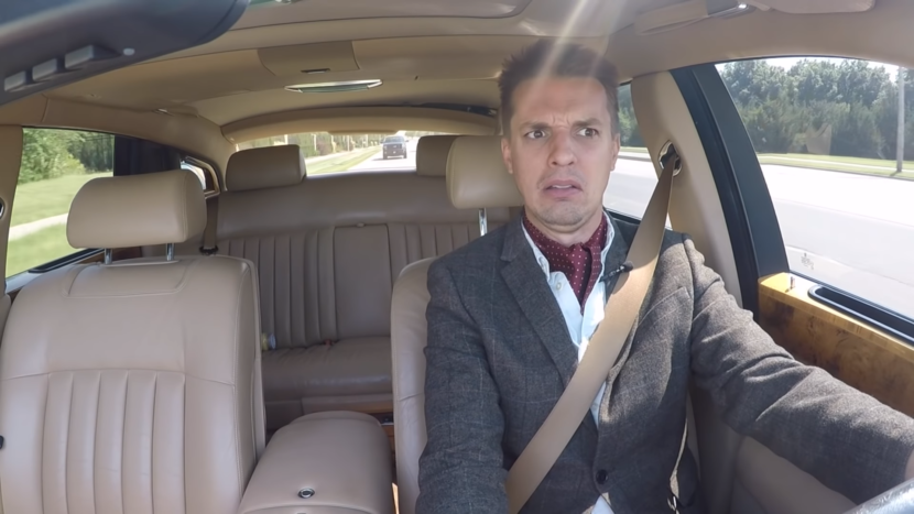 VIDEO: How much has the cheapest Rolls Royce Phantom cost ...