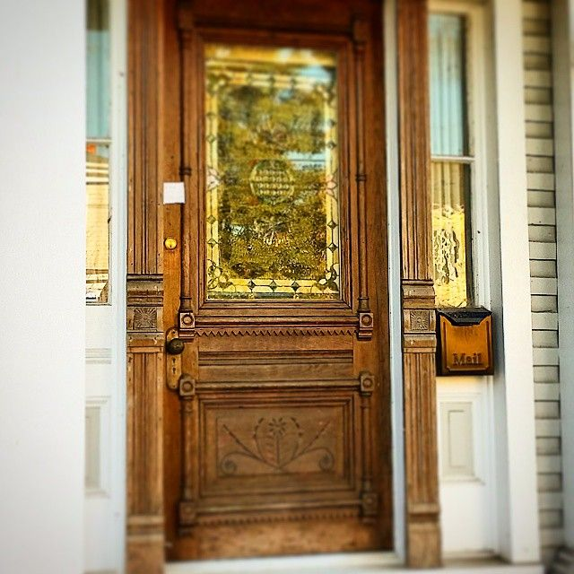 Delightful Eastlake Door, Via Old House Journal On Facebook. Amazing Ideas