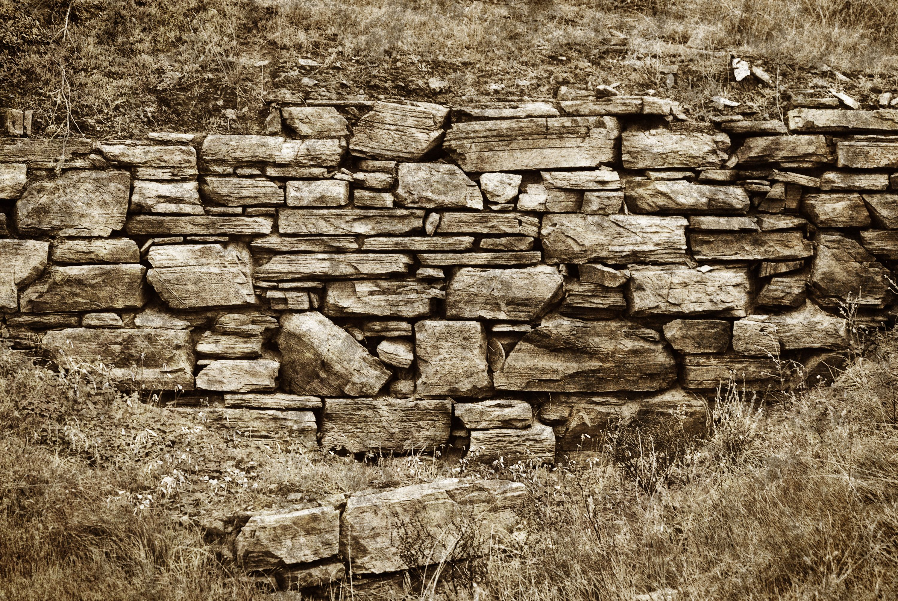 old stone brick wall background in sepia www on walls coveralls website id=88932