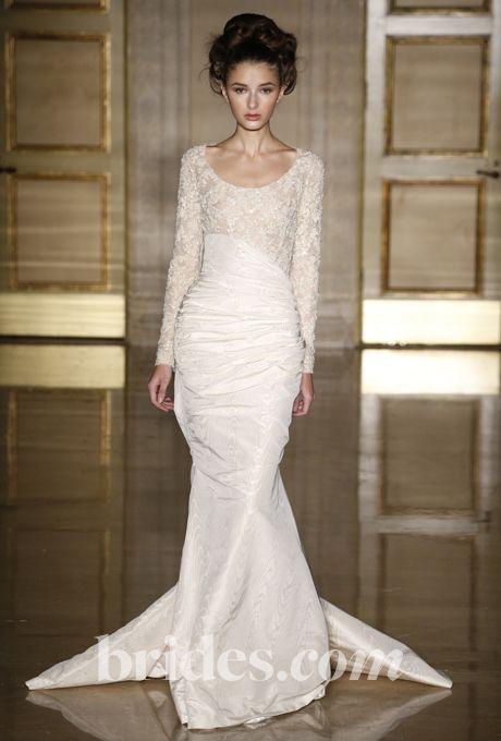 Douglas Hannant Fall 2017 Wedding Dress
