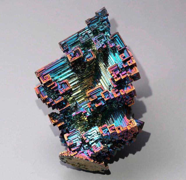 Bismuth is a chemical element with symbol Bi and atomic number 83 - fresh chemistry periodic table atomic numbers