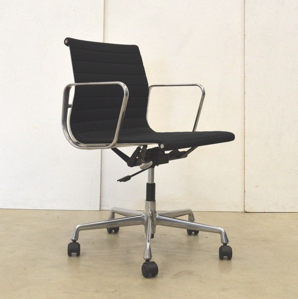 For sale ea117 office chair by charles ray eames for