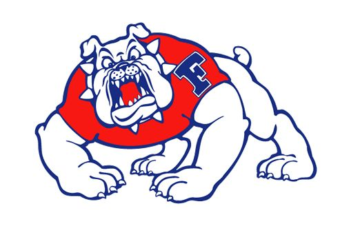 Fresno State Bulldogs Fresno State College Football Logos Fresno State Football
