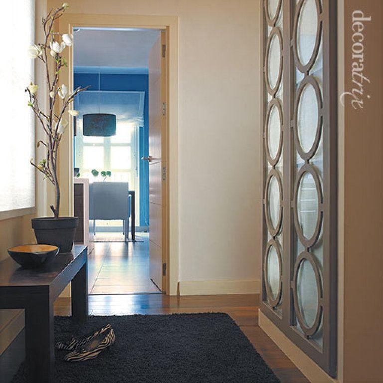 Armario empotrado o recibidor decoracion pinterest - Recibidor con armario ...