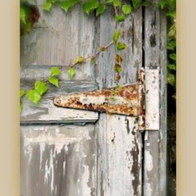 Primitive door w/hinge & Primitive door w/hinge | Shut The Front Door | Pinterest ...