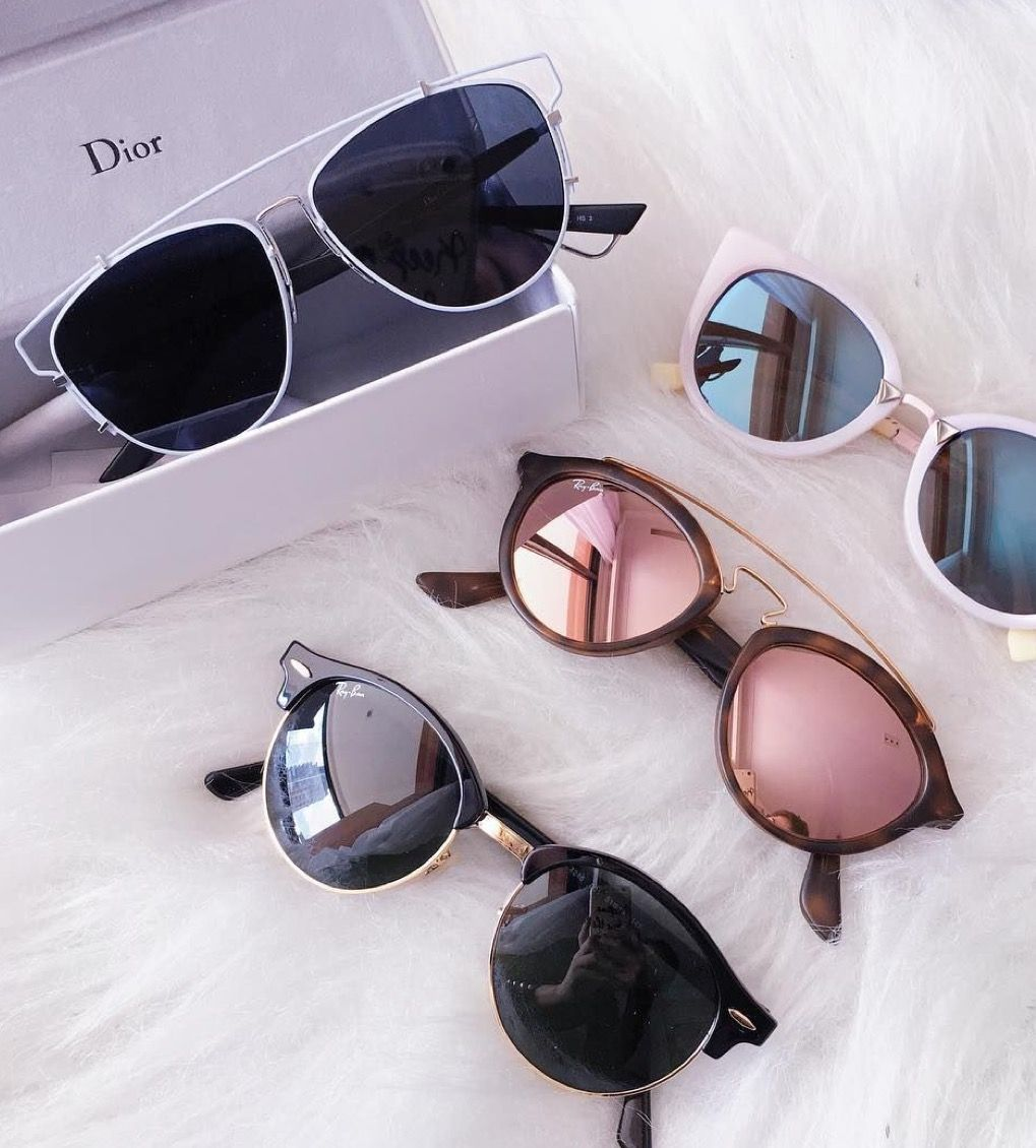 a669930ad6 Dior Sunglasses https://tmblr.co/ZI6C_c2PBqhK8 Cool Sunglasses, Ray Ban