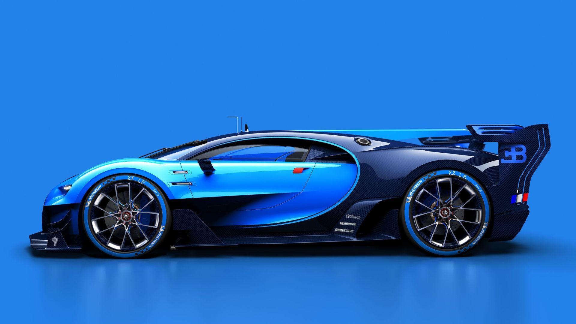 Bugatti Vision Gran Turismo Super Car Bugatti Bugatti Super Cars