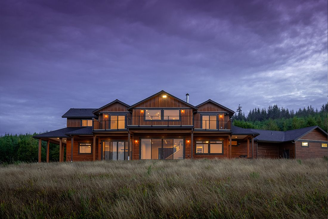 Custom home in gold beach oregon dc builders in 2020