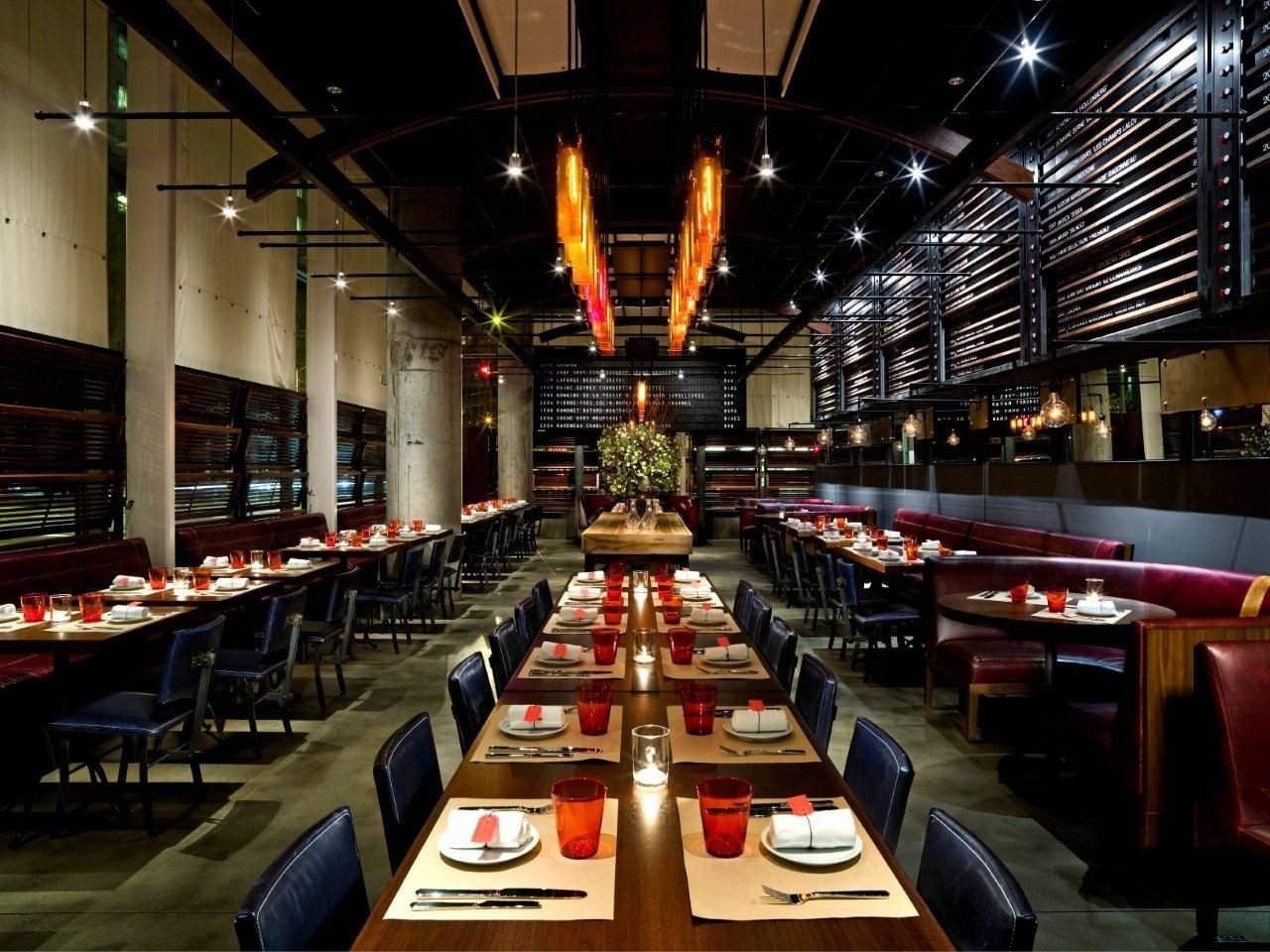 Rn74 Michael Mina's Urban Wine Bar And Restaurant Located In San Impressive Private Dining Rooms Seattle Review