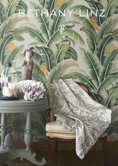 British Colonial Africa Wallpaper For Bathrooms Google Search