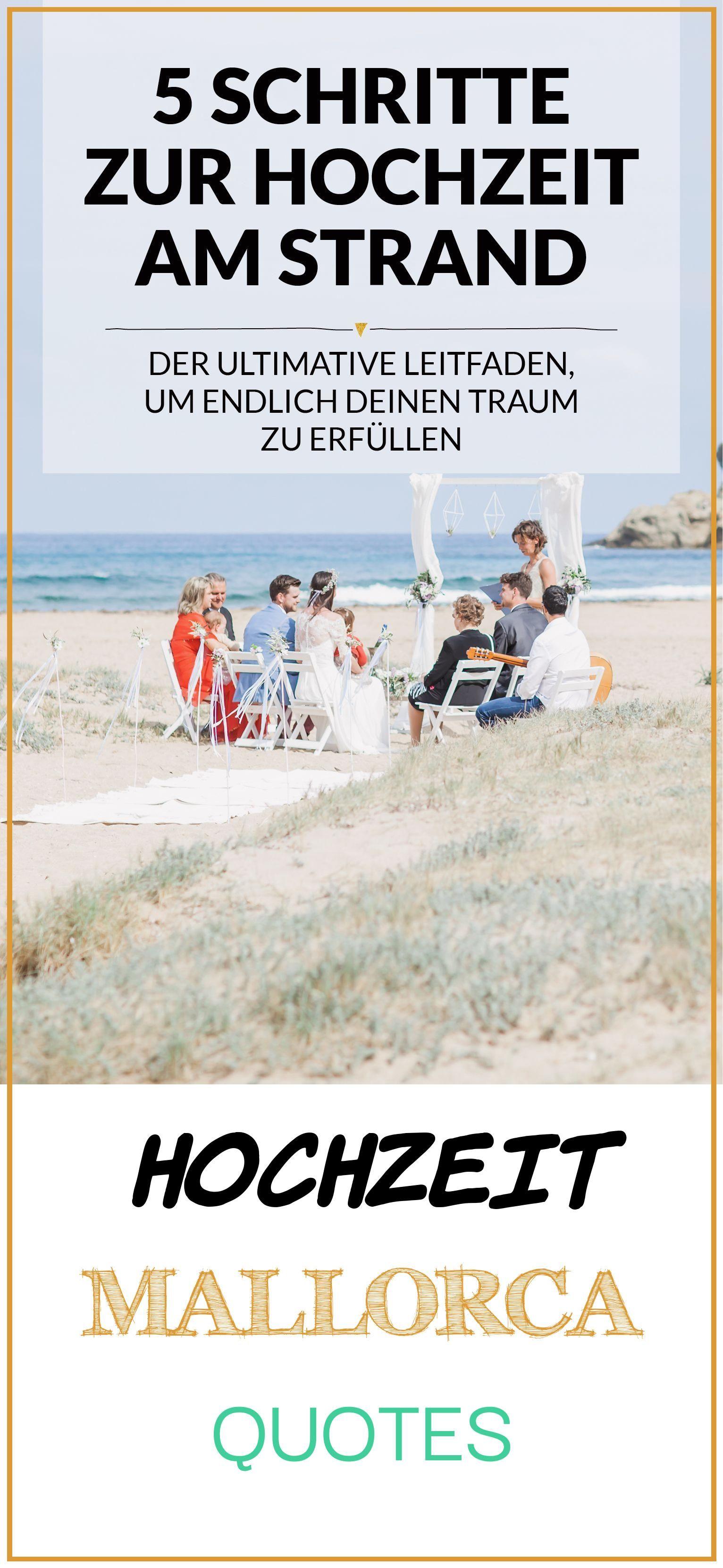 Perfect 11 Hochzeit Mallorca Quotes