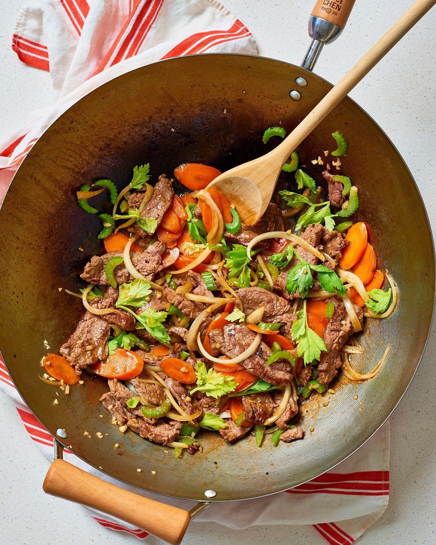 Beef and celery stirfry recipe stir fry frozen
