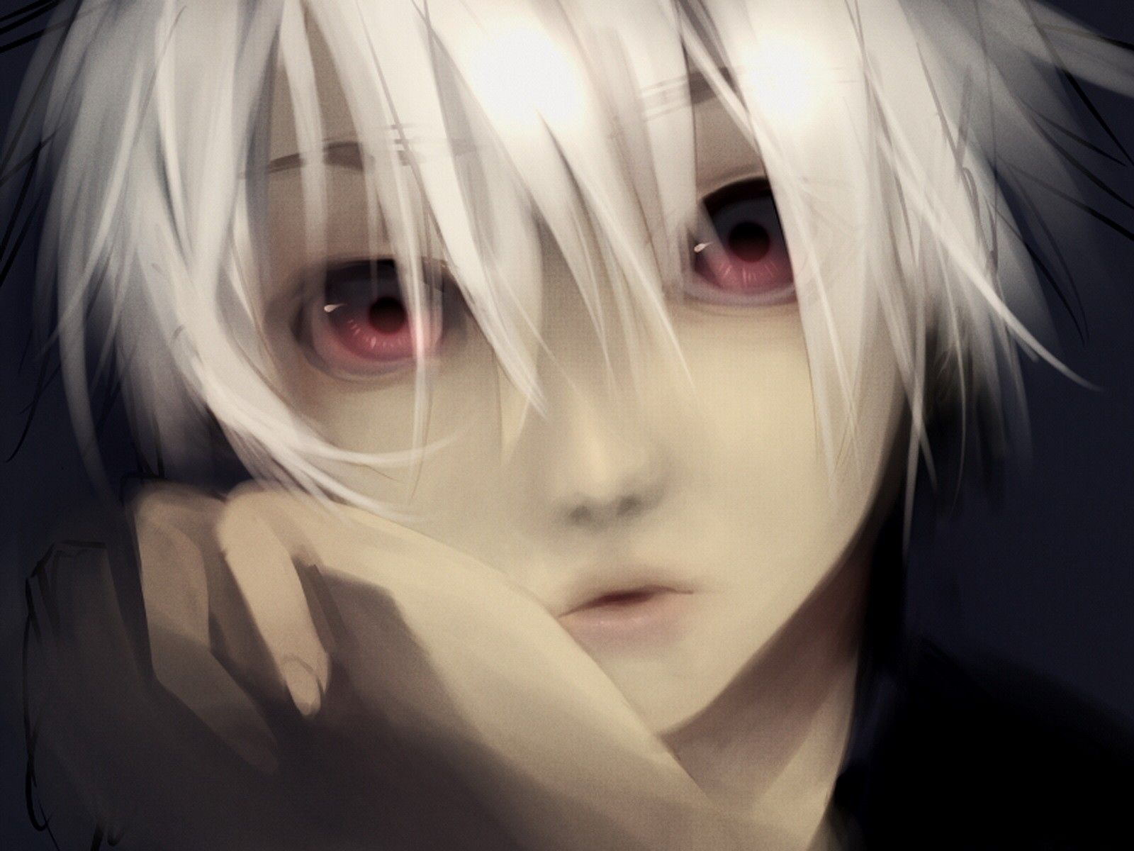 Anime Characters Red Eyes : Anime with black hair eyes fantastic code g stuff