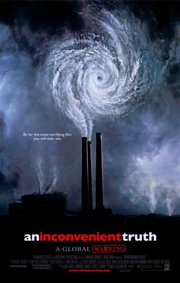 The 2006 film 'An Inconvenient Truth'. http://beautyeditor.ca/2016/03/23/beautycounter