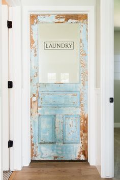 Life Happens Here Vintage Laundry Room Laundry Room Doors
