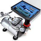 Airbrush-luchtcompressor-Set
