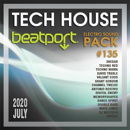 Beatport Tech House: Electro Sound Pack #135 (2020) в 2020 ...