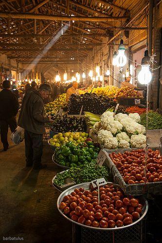 Zanjan bazaar / زنجان