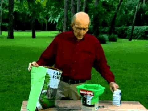 Jerry Baker S Year Round Lawn Care Spring Initial Feeding You Fertilizer 3lbs Epsom Salt Lied At 1 2 Recommended Rate