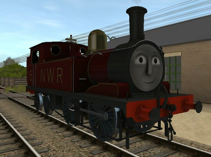 Lily Original character by WildNorWester | Railway Series