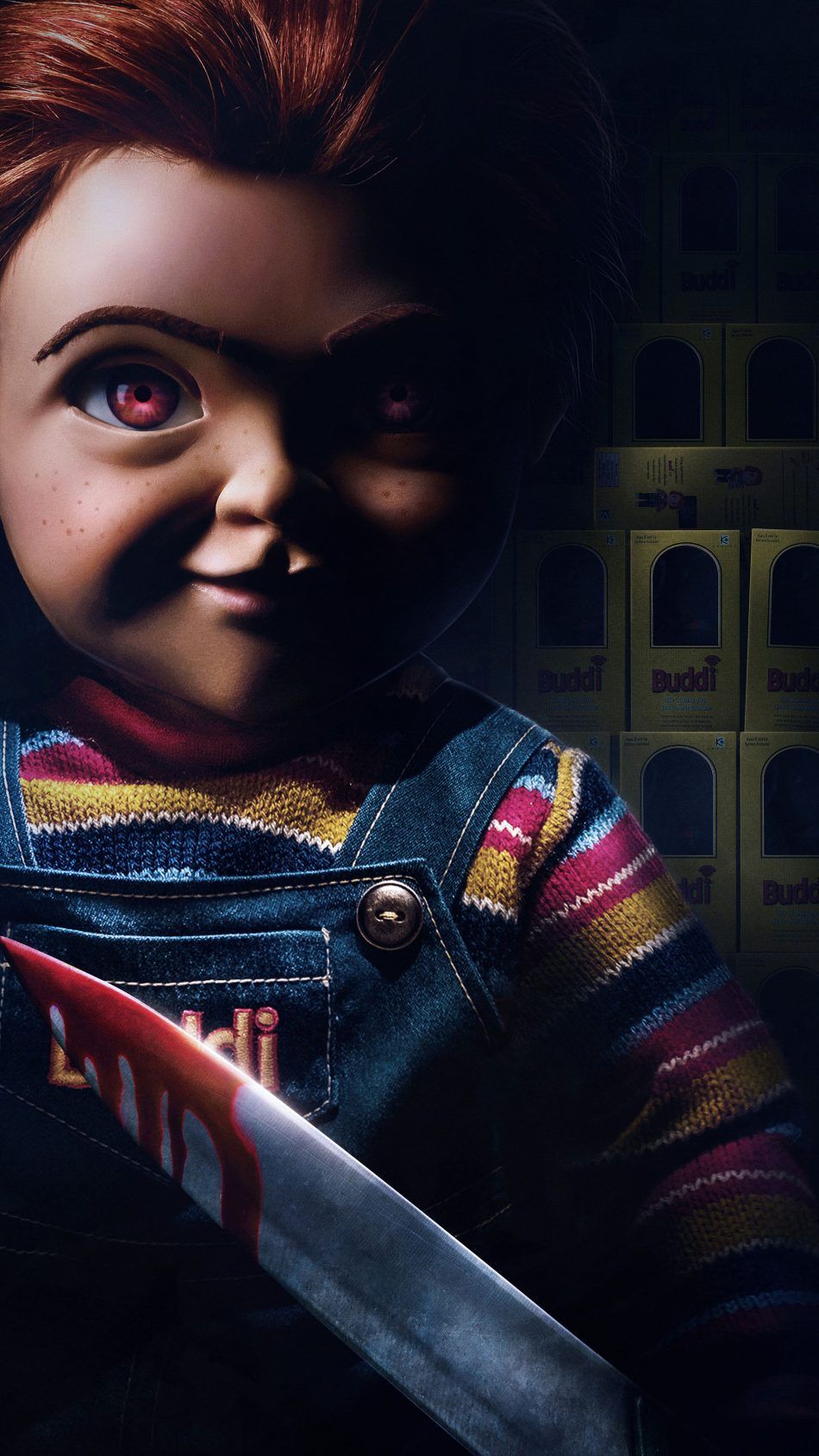 Child S Play 2019 4k Ultra Hd Mobile Wallpaper Child S Play Movie Kids Playing Childs Play Chucky