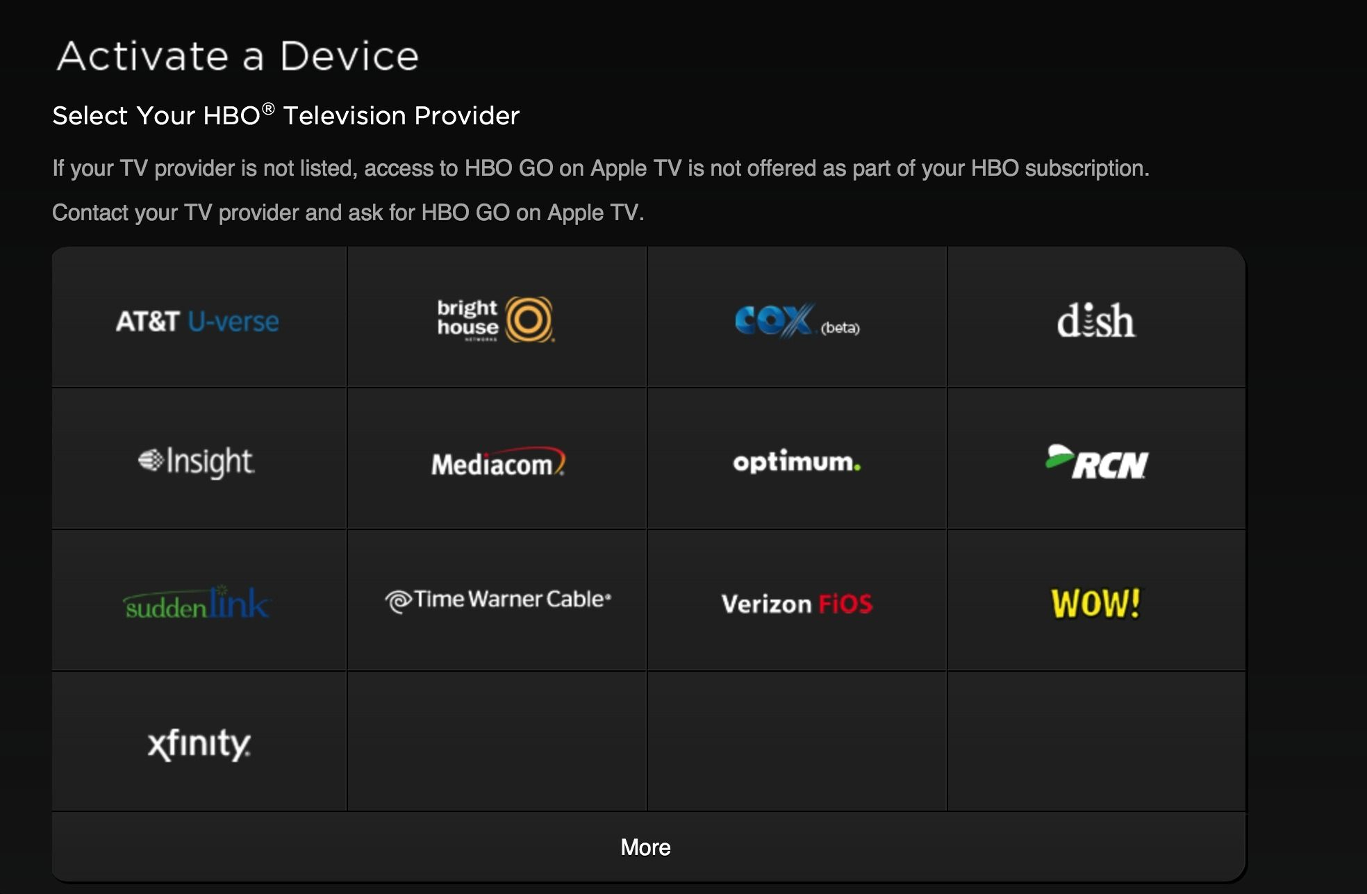 How To Get Hbo And Hbo Go Without Paying A Ridiculous 100 Cable Bill With Images Hbo Go Hbo Tv Providers