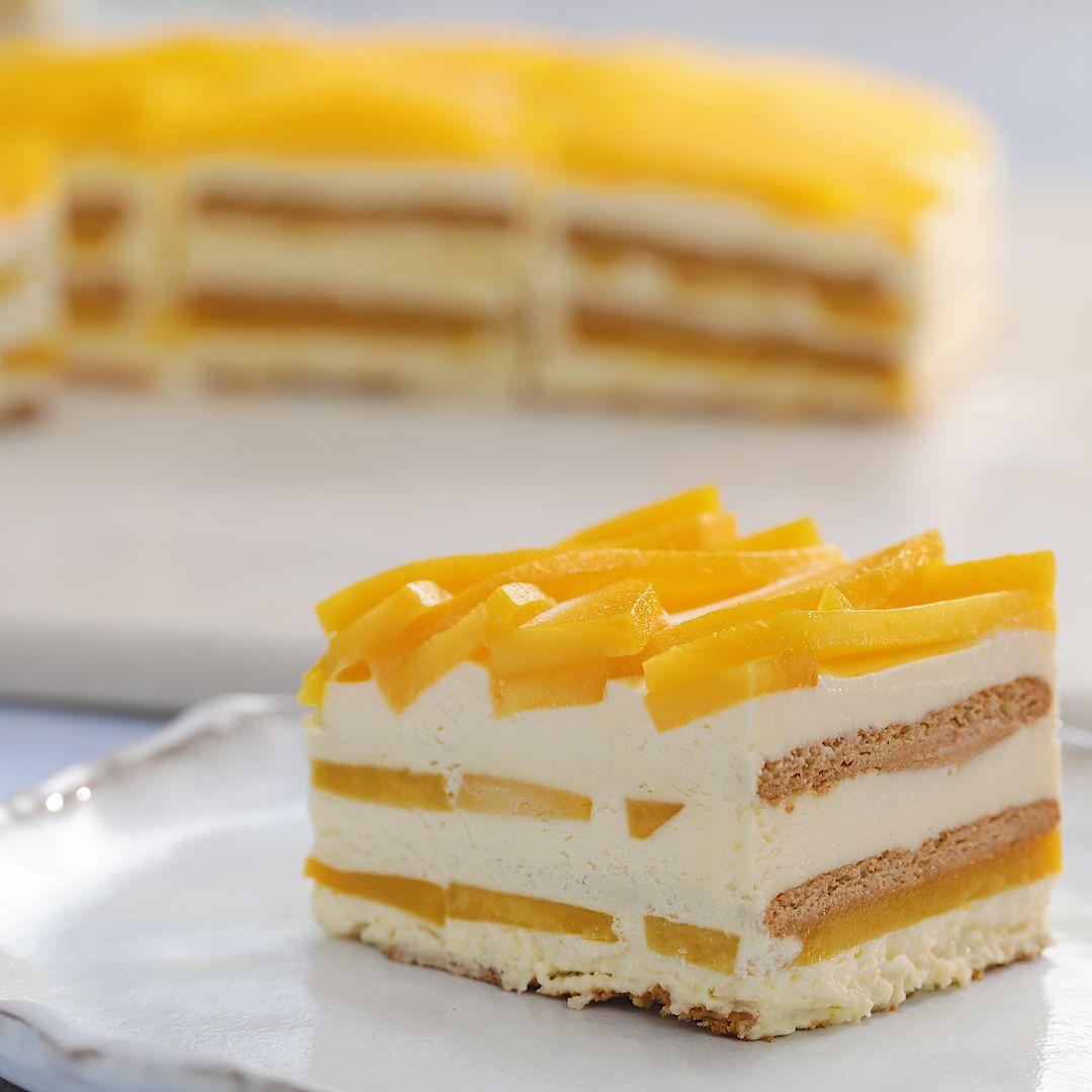 Photo of Mango Ice Box Cake