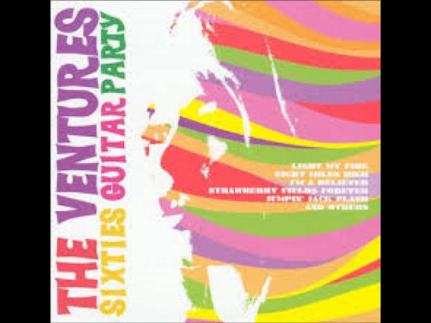 THE VENTURES - The Letter