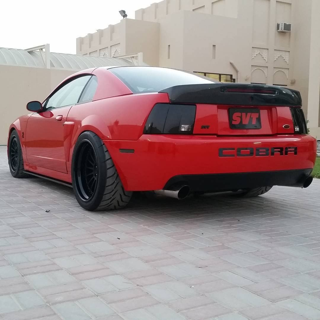 Twin Supercharged Cobra New Edge Mustang Mustang Cobra Ford Mustang