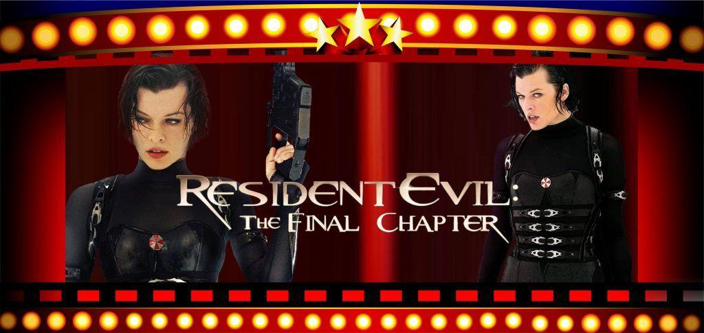 Esta semana llega el capítulo final de la franquicia cinematográfica basada en la serie del popular video juego de Capcom, Resident Evil. La historia retoma desde el momento en el que terminó Resident Evil:...