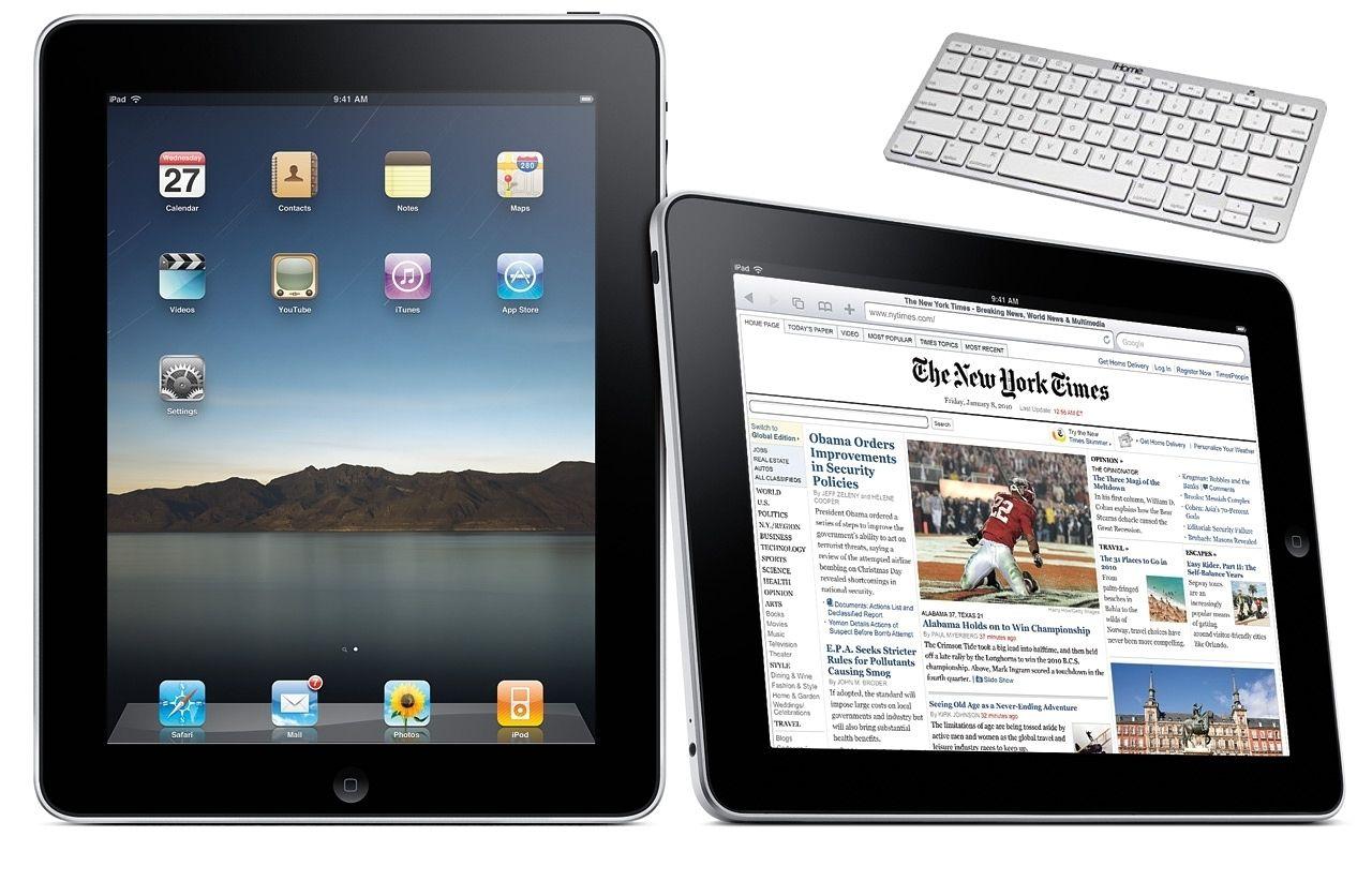 Apple Ipad 2 16gb Wifi Black Like New Infrequently Used And Ihome Bluetooth Keyboard Bundle New Ipad Apple Tablets Shoppi Ipad Ipad Mini Apple Ipad