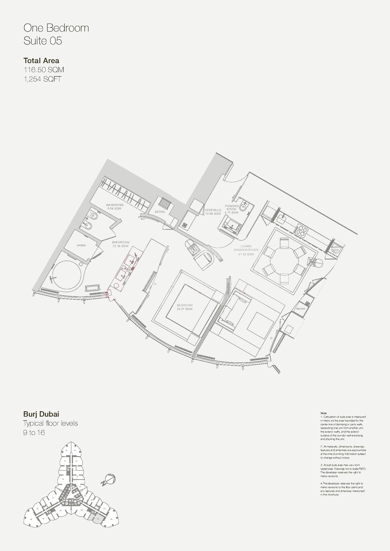 Armani hotel floor plans burj khalifa dubai house for Dubai house floor plans
