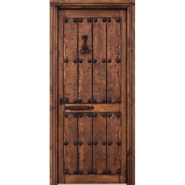 Puertas rusticas exterior dise os arquitect nicos - Puertas de paso rusticas ...