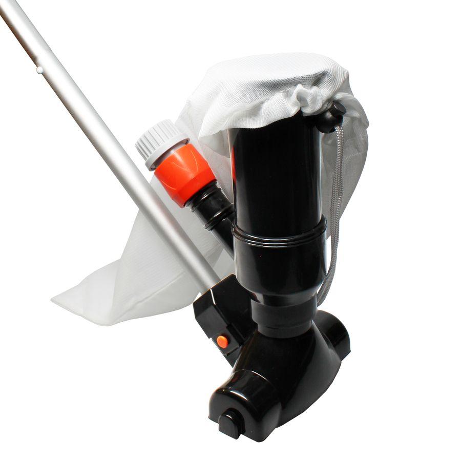 Aqua ez 5in underwater handheld pool vacuum at