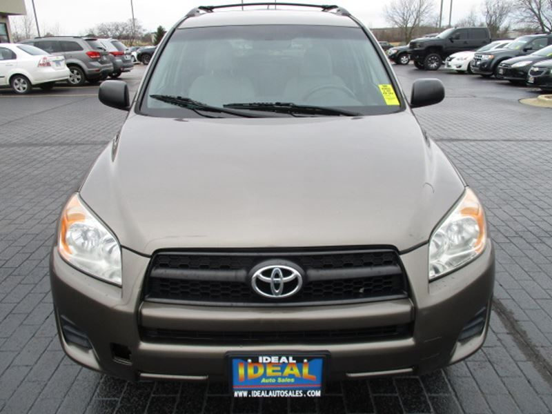 Used 2009 Toyota RAV4 for sale in Decatur IL, Springfield