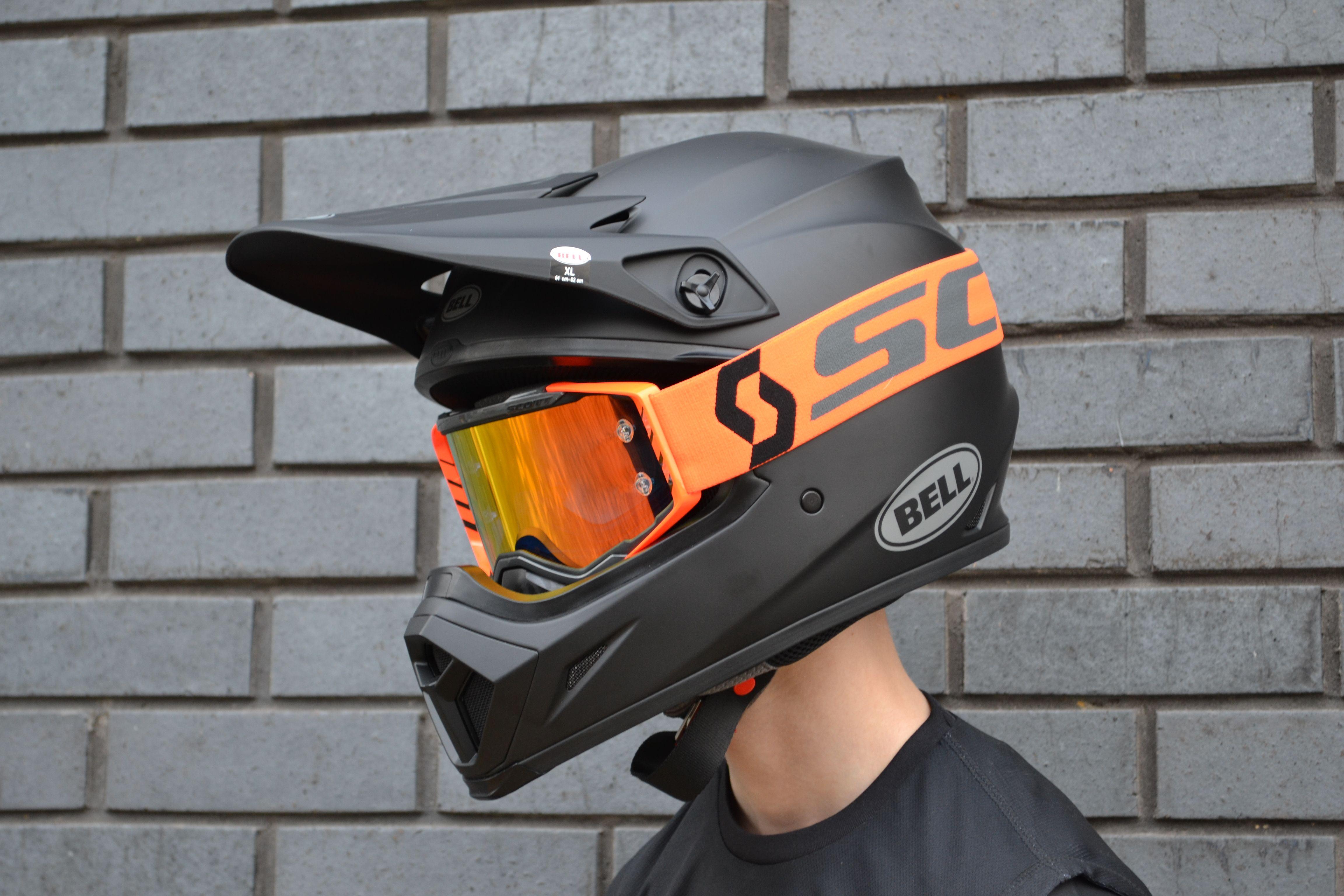 Pin On Scott Prospect Motocross Goggles