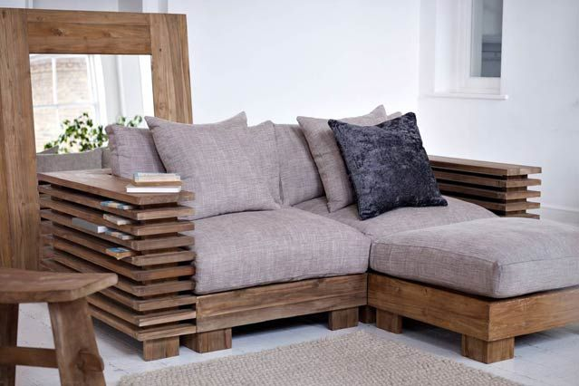 Go For Small Sofas (with Big Ideas)