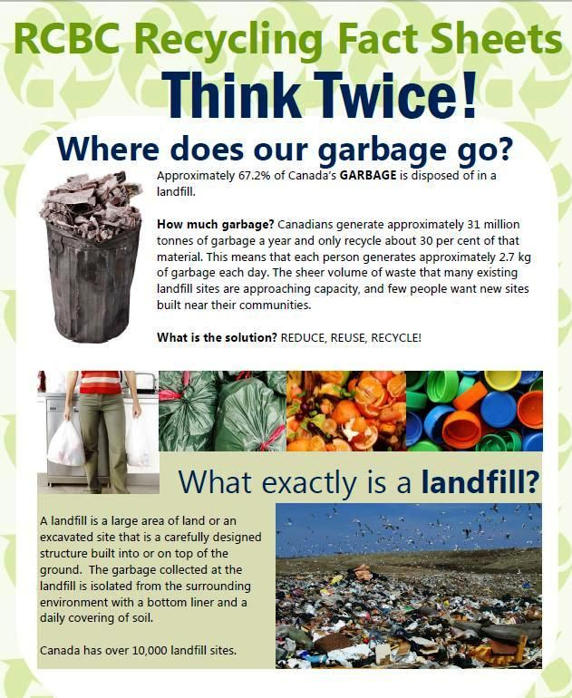 recycling facts - Google Search wwwcalgaryisgreenca Green - fact sheet template