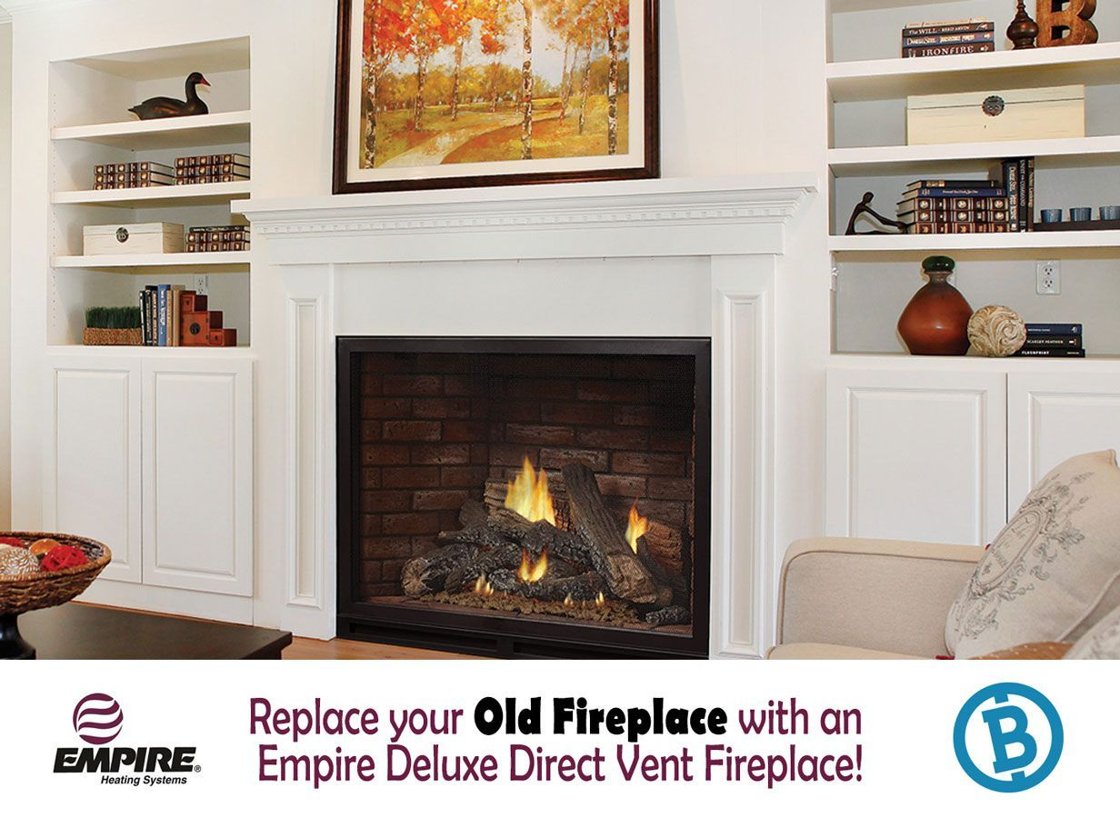 Replace That Old Fireplace Today Take A Look At Our Great