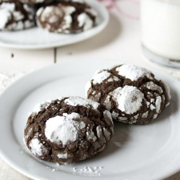Chocolate Crinkles. These Chocolate Crinkles Cookies Are A